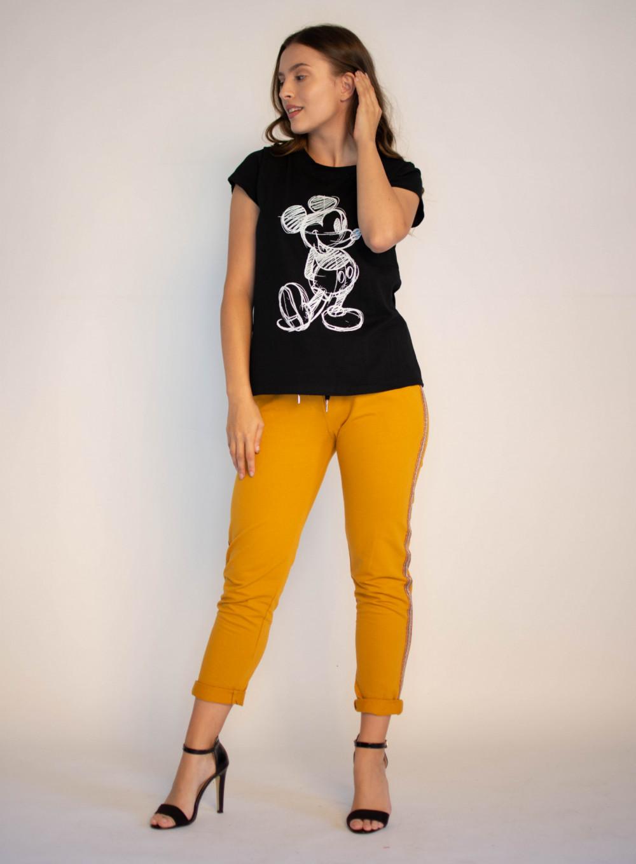 Koszulka damska z motywem Myszki Miki 1