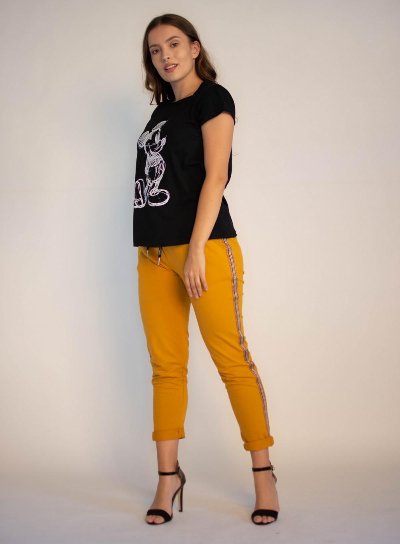 Koszulka damska z motywem Myszki Miki 2