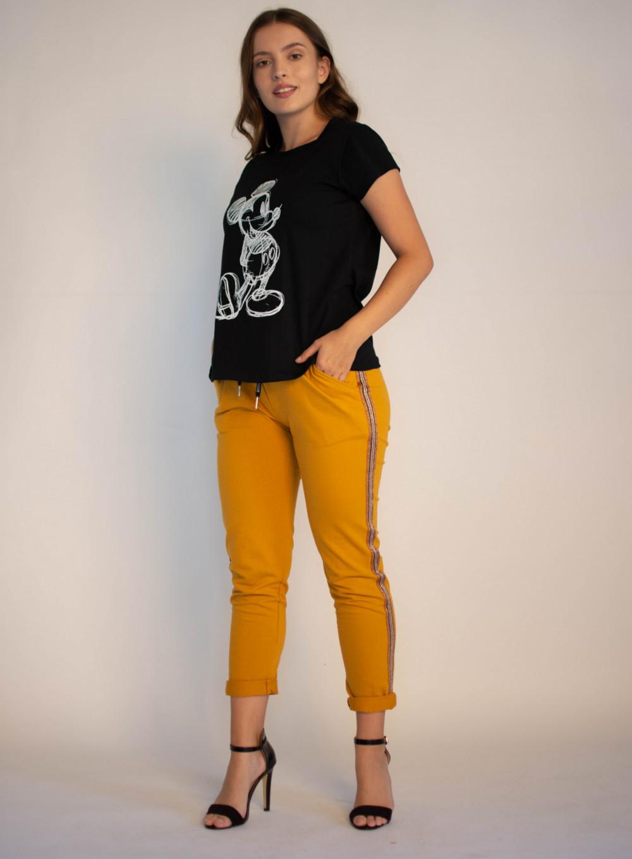 Koszulka damska z motywem Myszki Miki 4