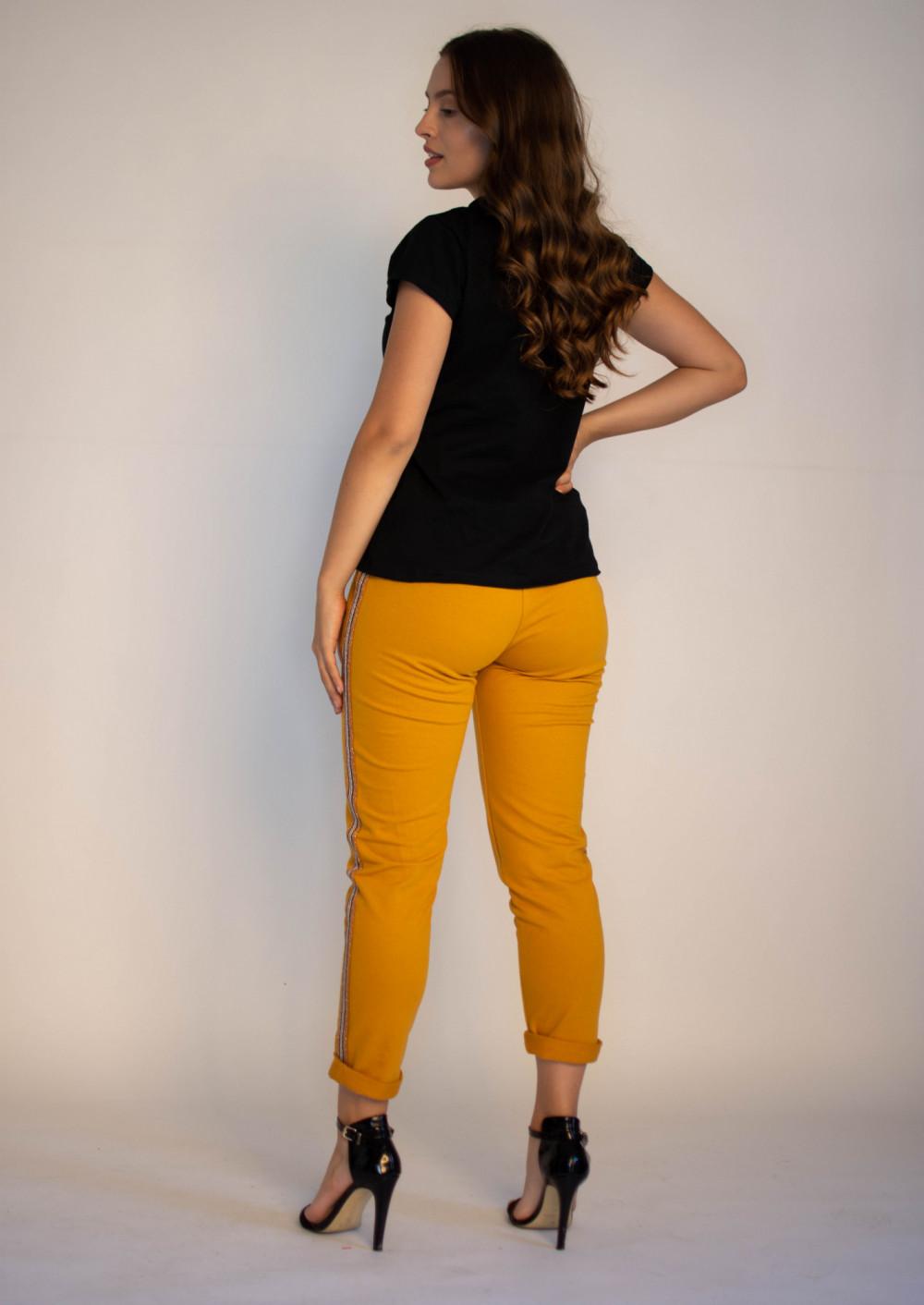 Spodnie dresowe damskie z lampasami Cynthia 1