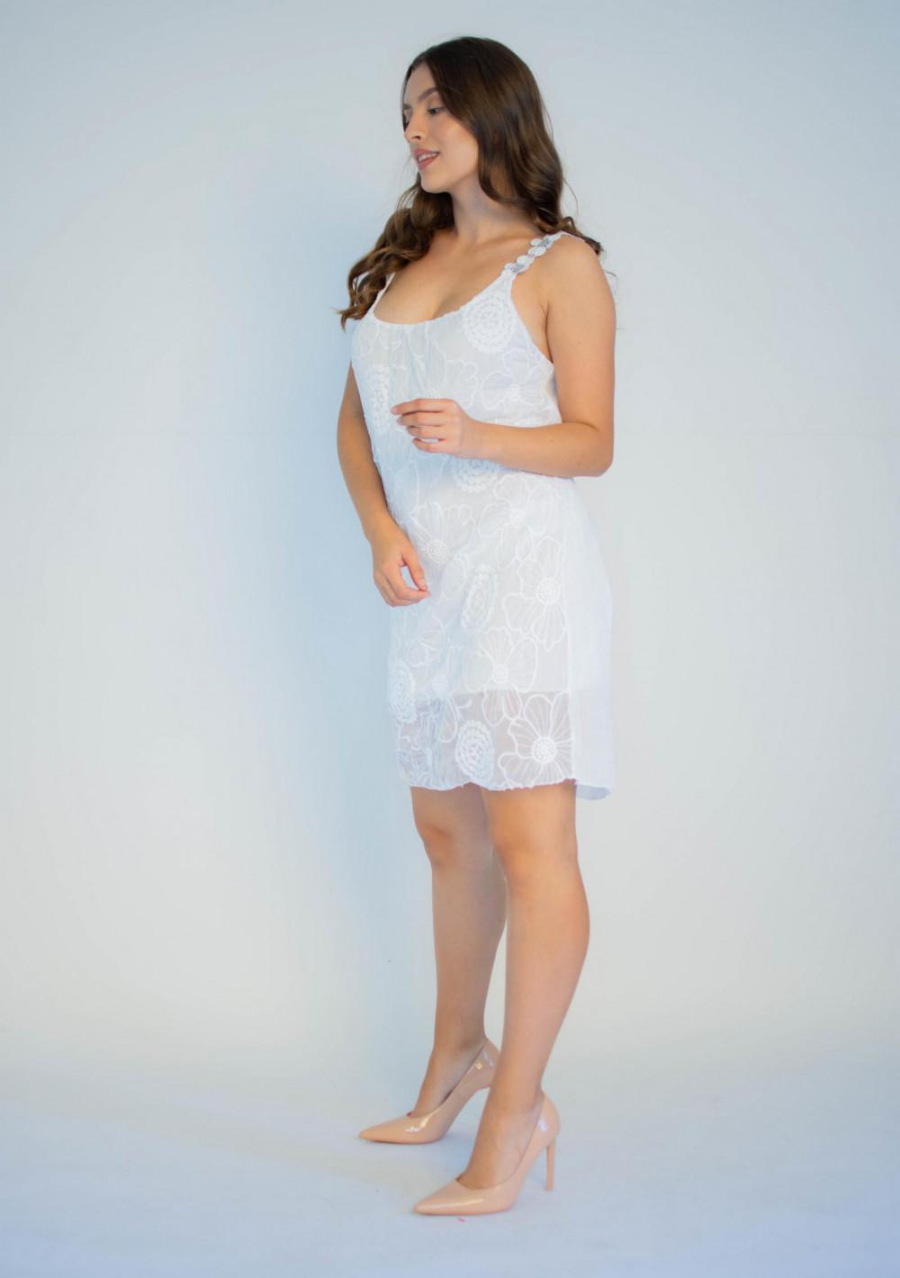 Sukienka koronkowa na ramiączkach Katie 2