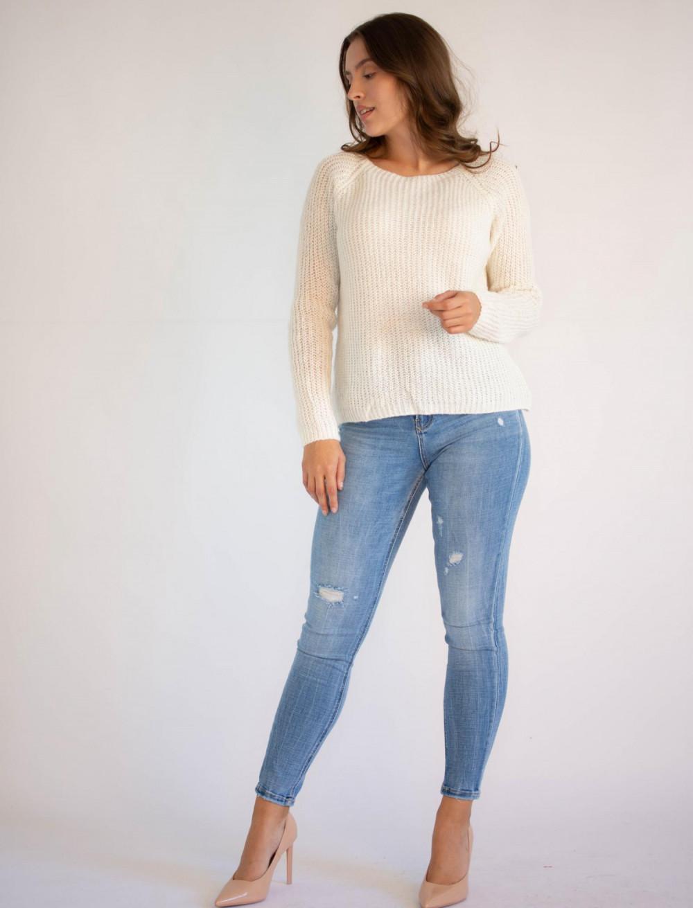 Sweter damski klasyczny Joan 1