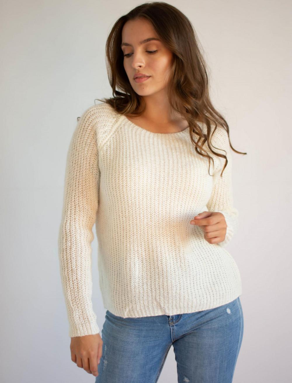 Sweter damski klasyczny Joan 2