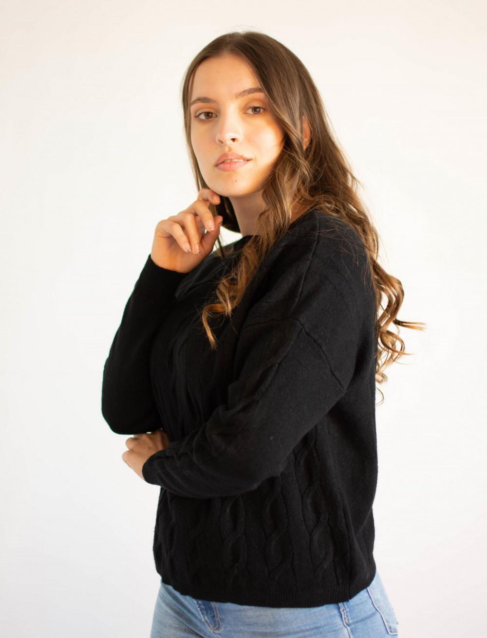 Sweter damski klasyczny Judy 2