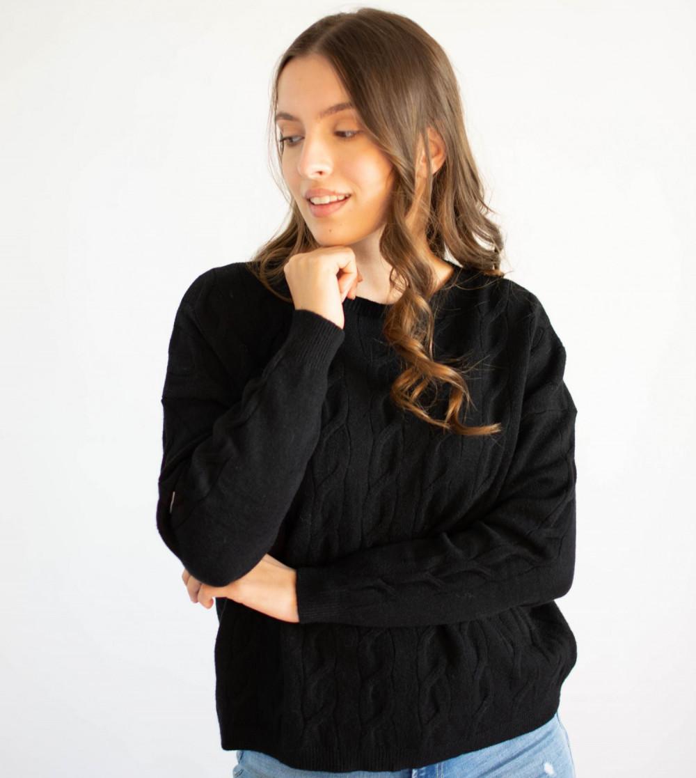 Sweter damski klasyczny Judy 4