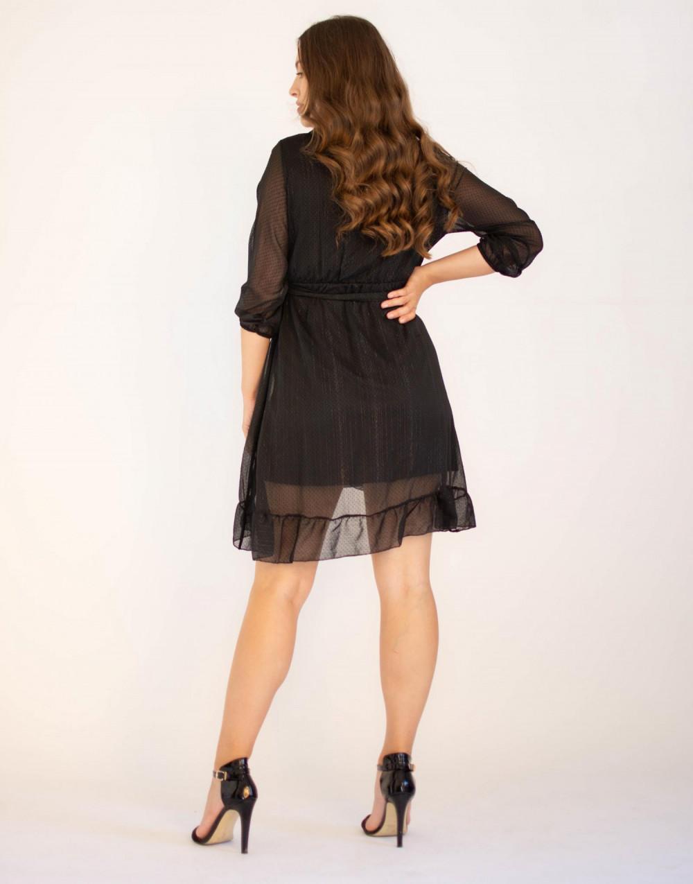 Tiulowa sukienka rozkloszowana Maeve 1