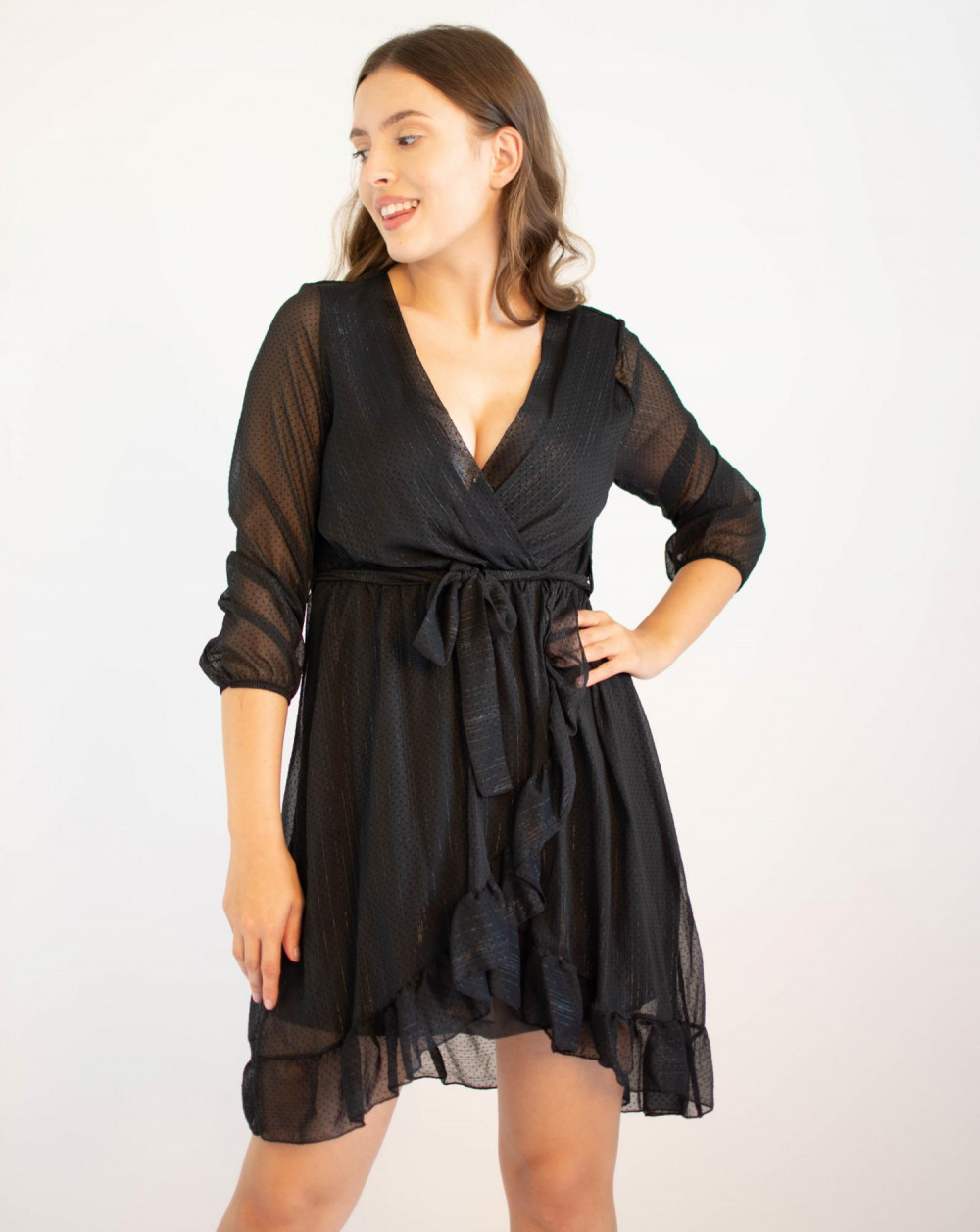 Tiulowa sukienka rozkloszowana Maeve 4