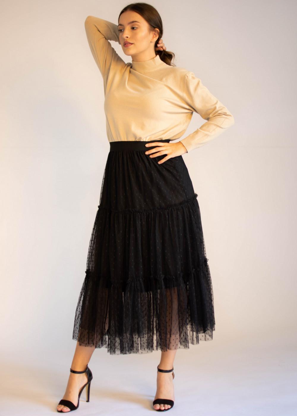 Długa tiulowa spódnica Diana 4