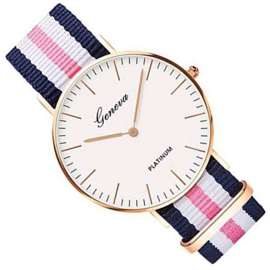 Zegarek damski klasyczny Stripes 4