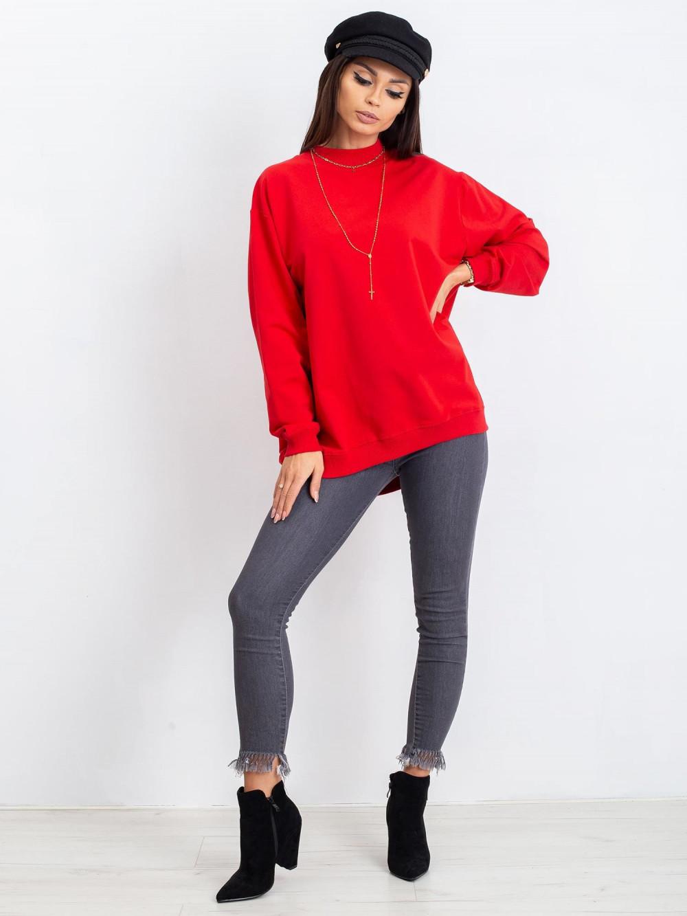 Czerwona bluza Vicenza 1