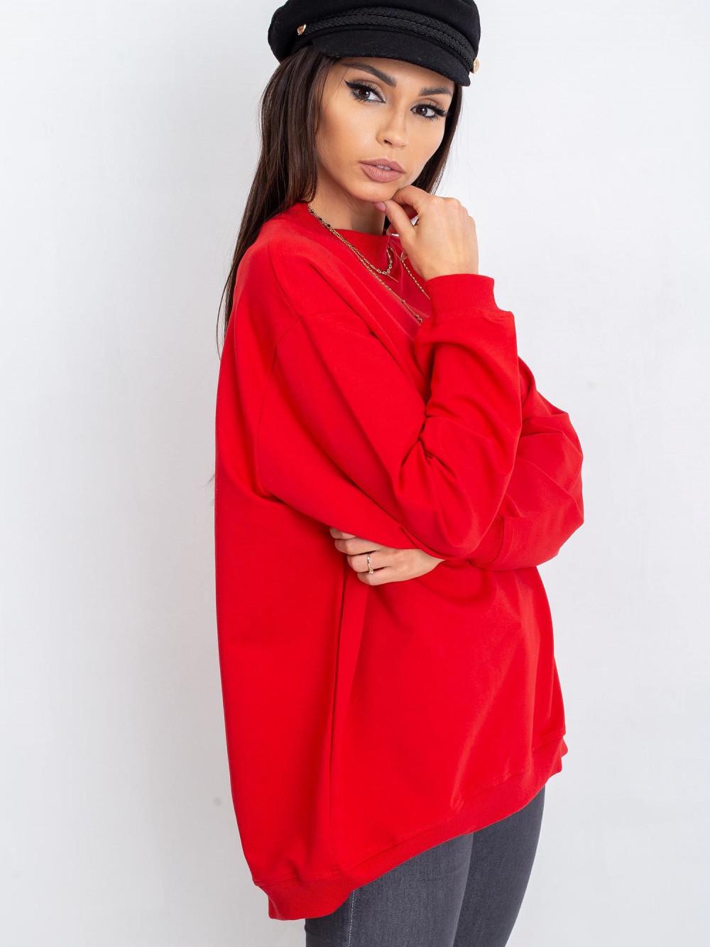 Czerwona bluza Vicenza 3
