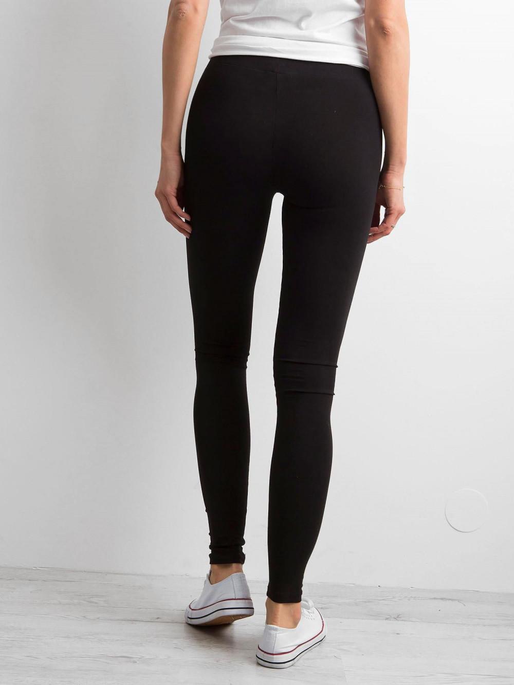 Czarne legginsy fitness Prime 4