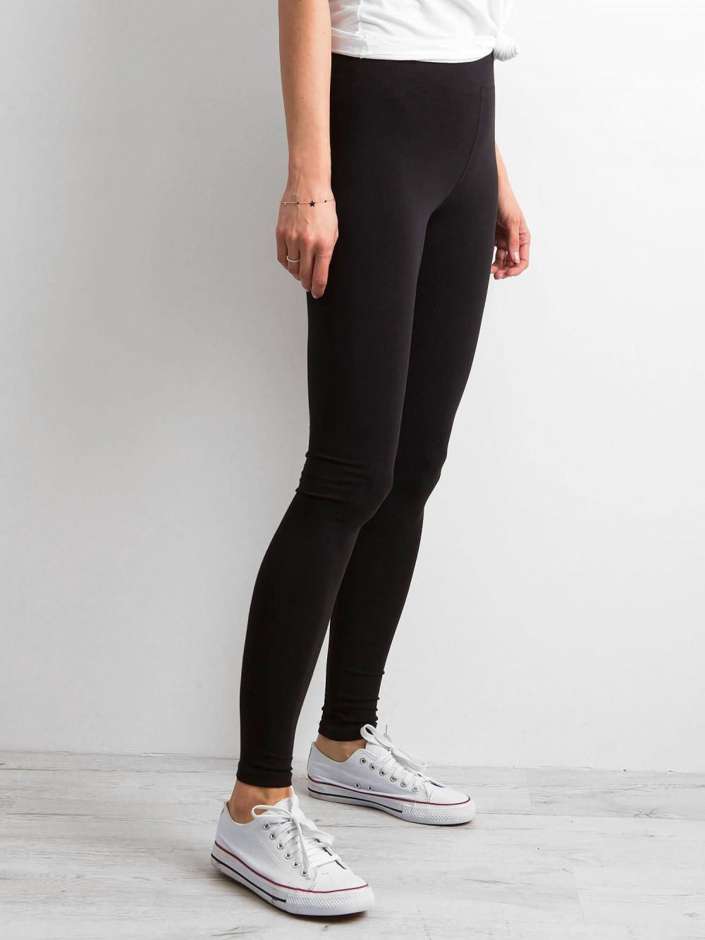 Czarne legginsy fitness Prime 3