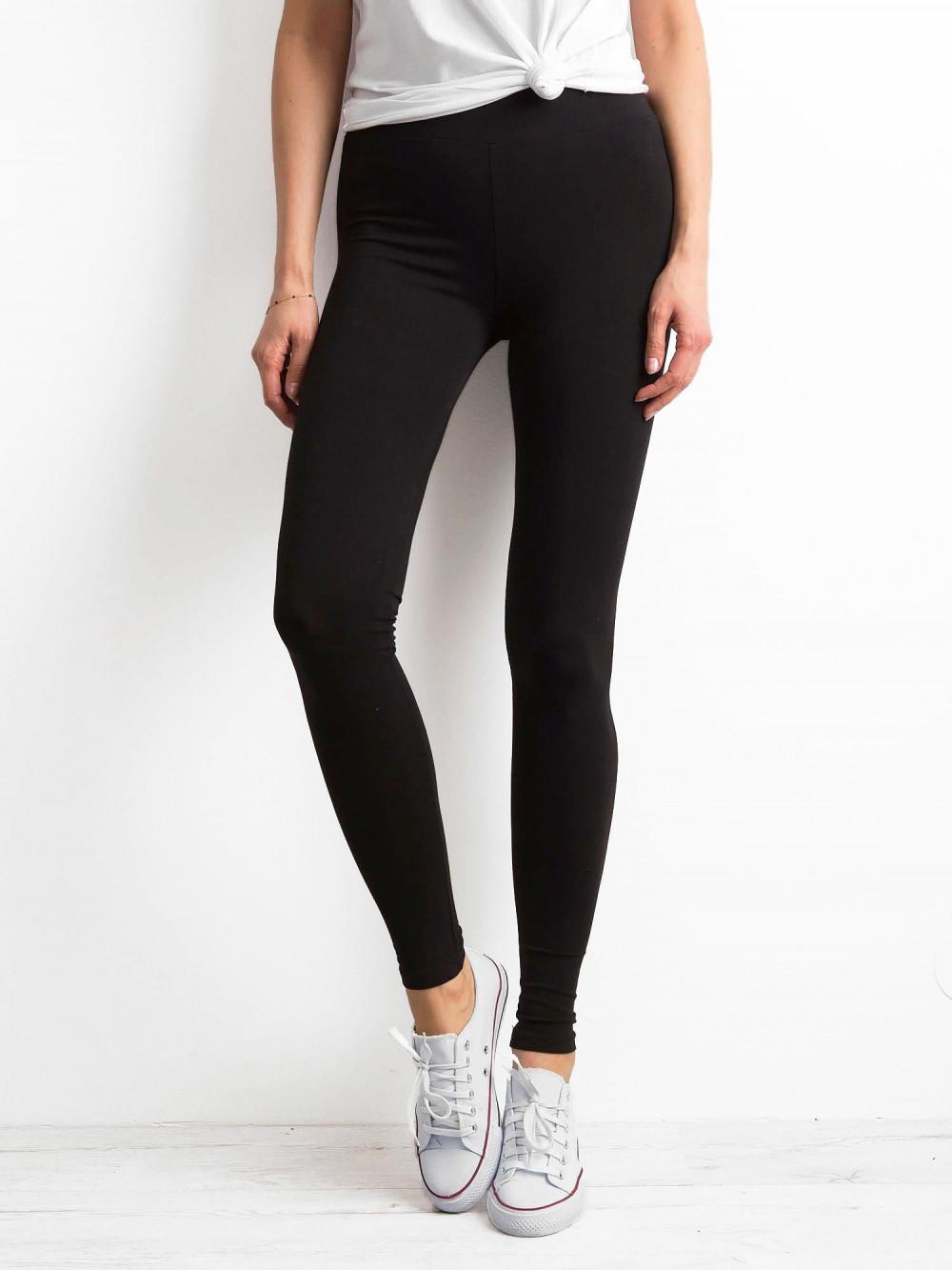 Czarne legginsy fitness Prime 2