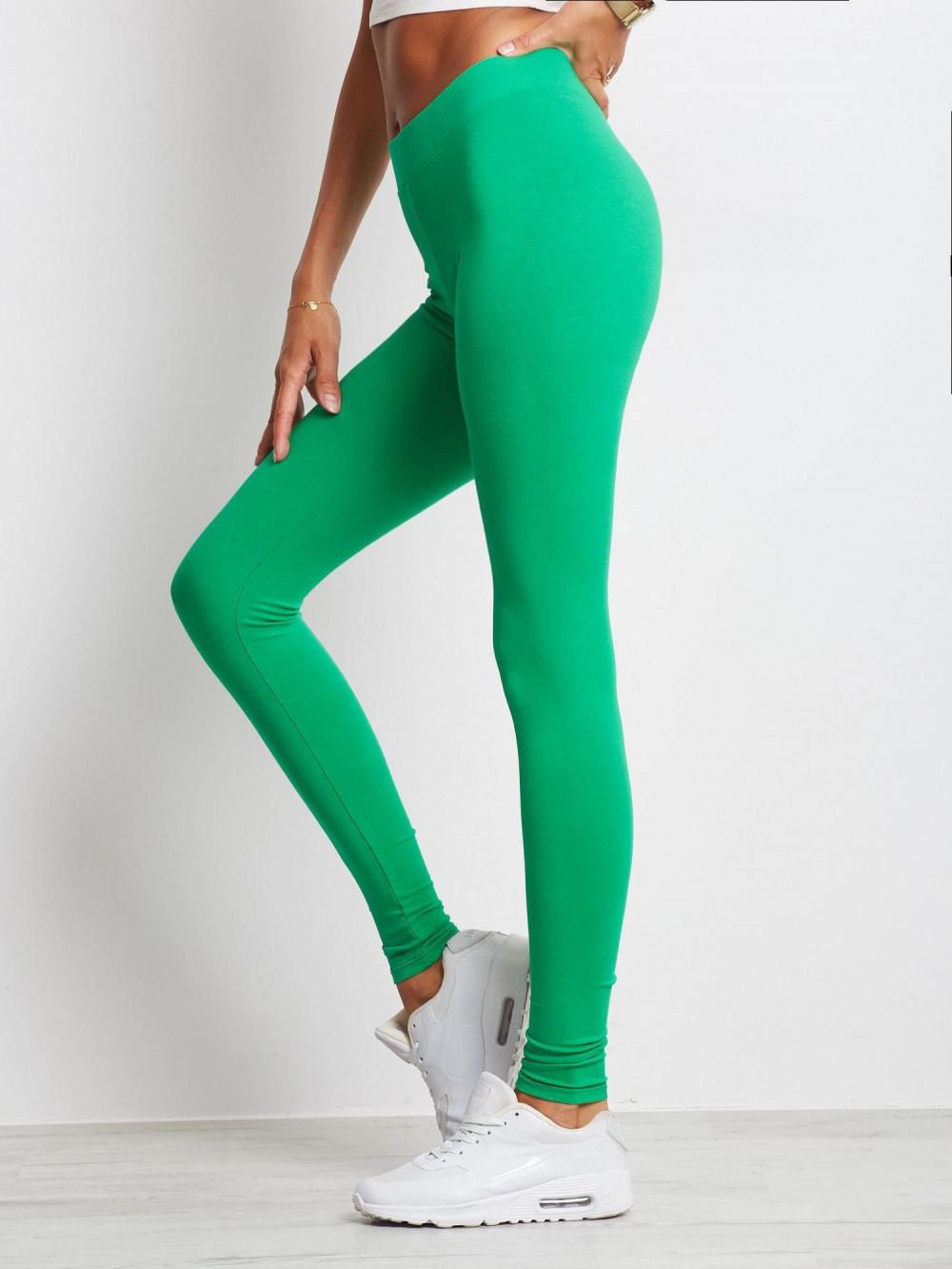 Zielone legginsy fitness Prime 3