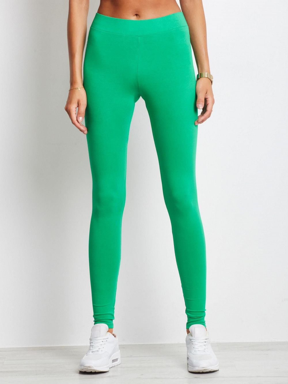 Zielone legginsy fitness Prime 2