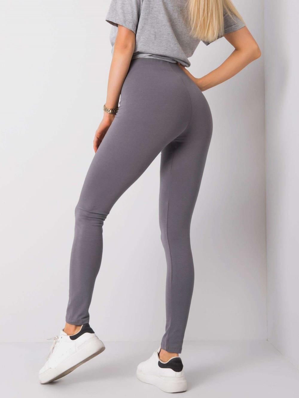 Jasnoszare legginsy fitness Prime 4