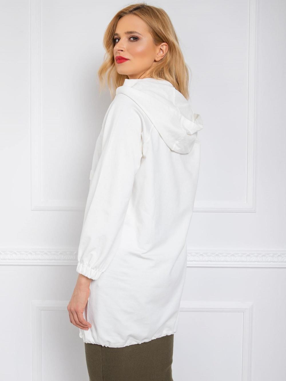 Biała tunika casualowa Rainy 4