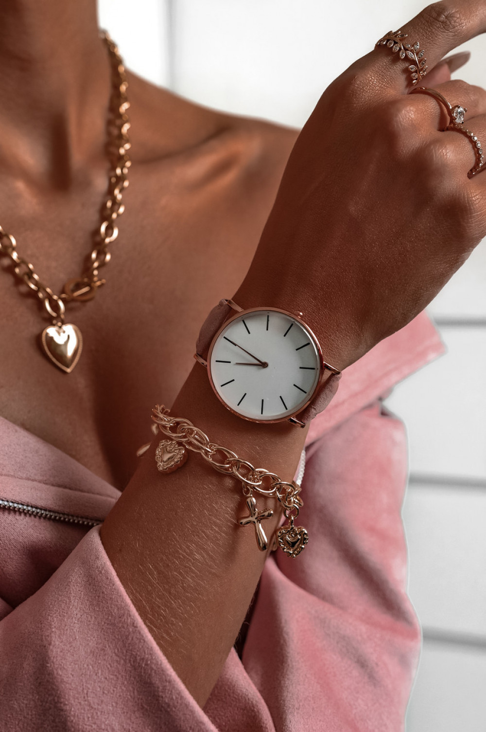 Zegarek damski klasyczny Werona 1