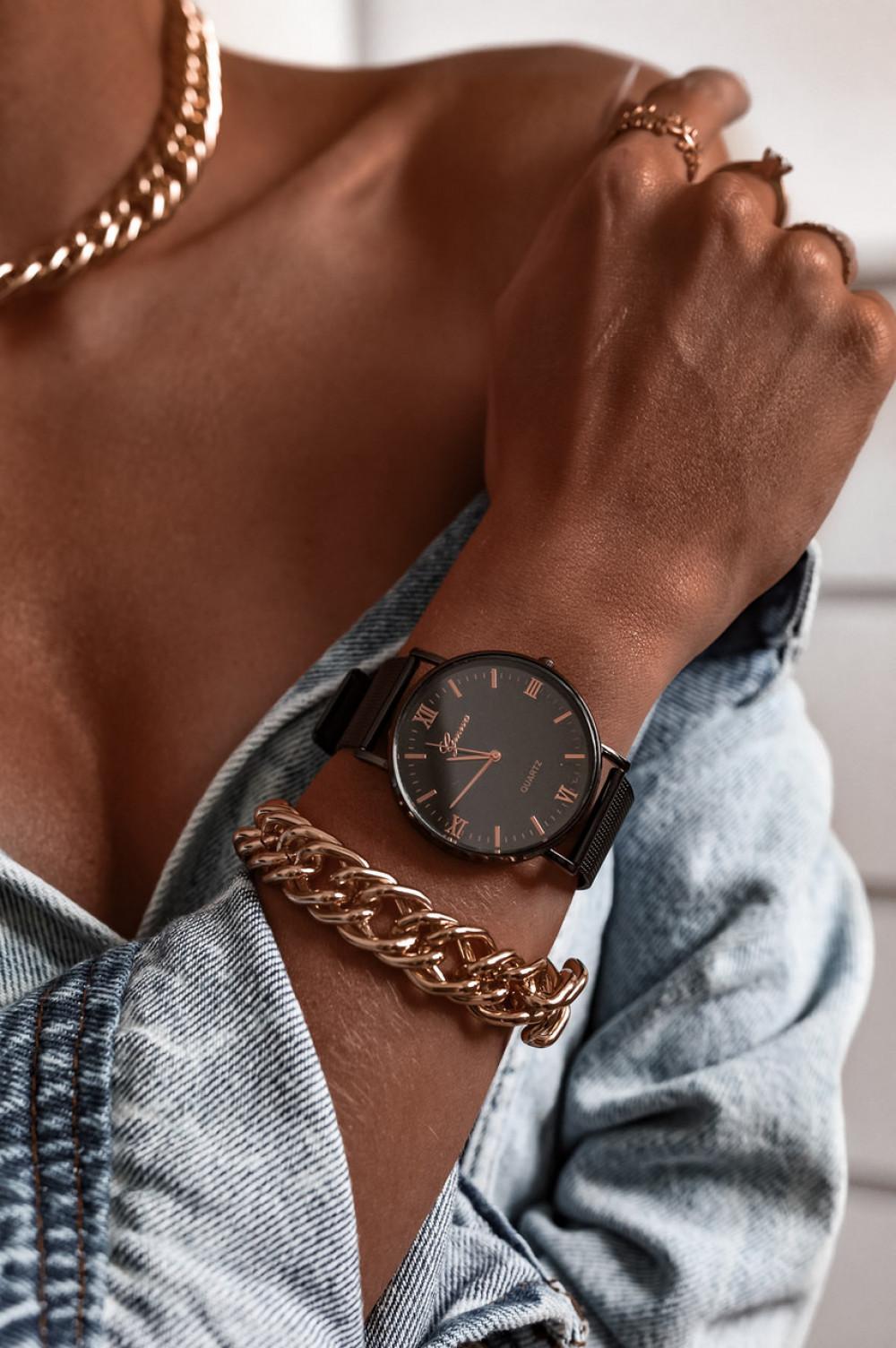 Zegarek damski klasyczny Marsala 1