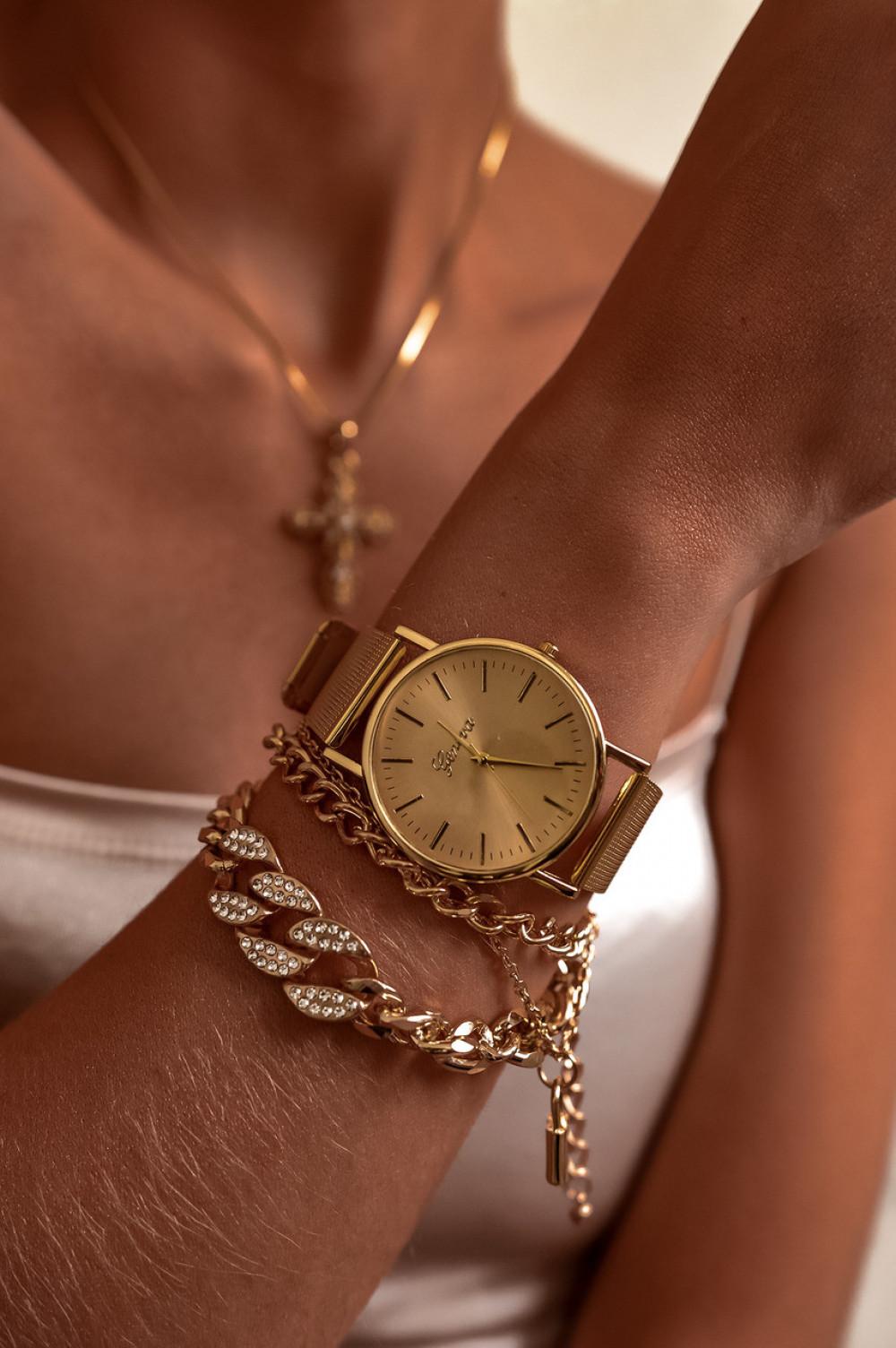 Zegarek damski klasyczny Biella 3