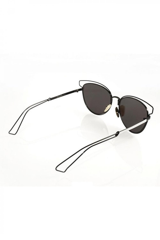 Czarne okulary przeciwsłoneczne motylki Dafne 3