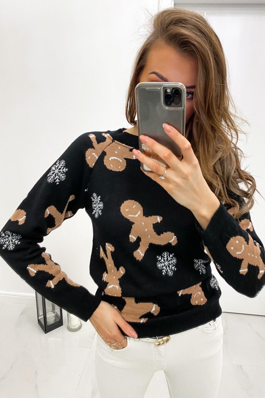 Sweter świąteczny Cookies 1