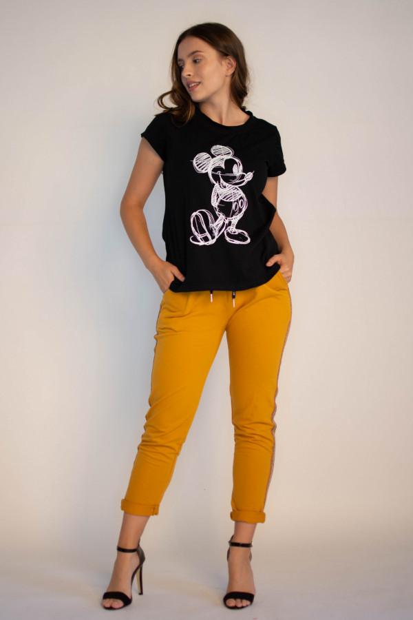 Koszulka damska z motywem Myszki Miki