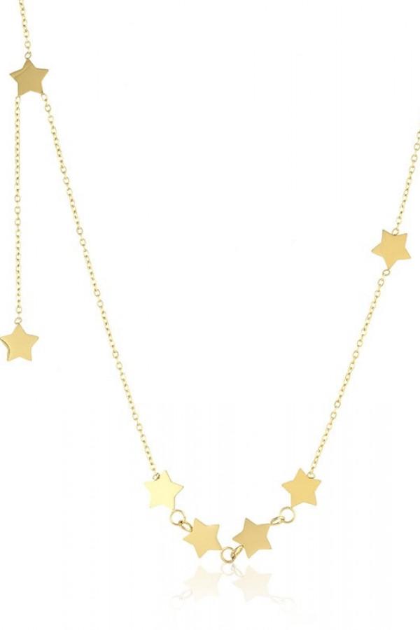 Naszyjnik celebrytka Stars Gold