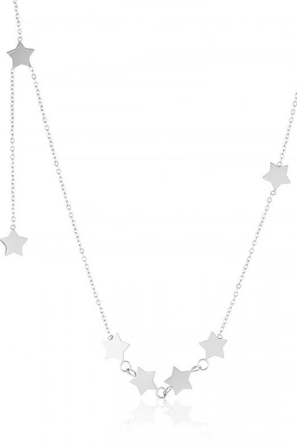 Naszyjnik celebrytka Stars Silver