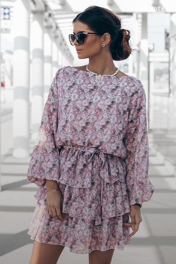 Ekskluzywne porady modowe – sukienki w kwiatowe printy i najlepsze stylizacje!