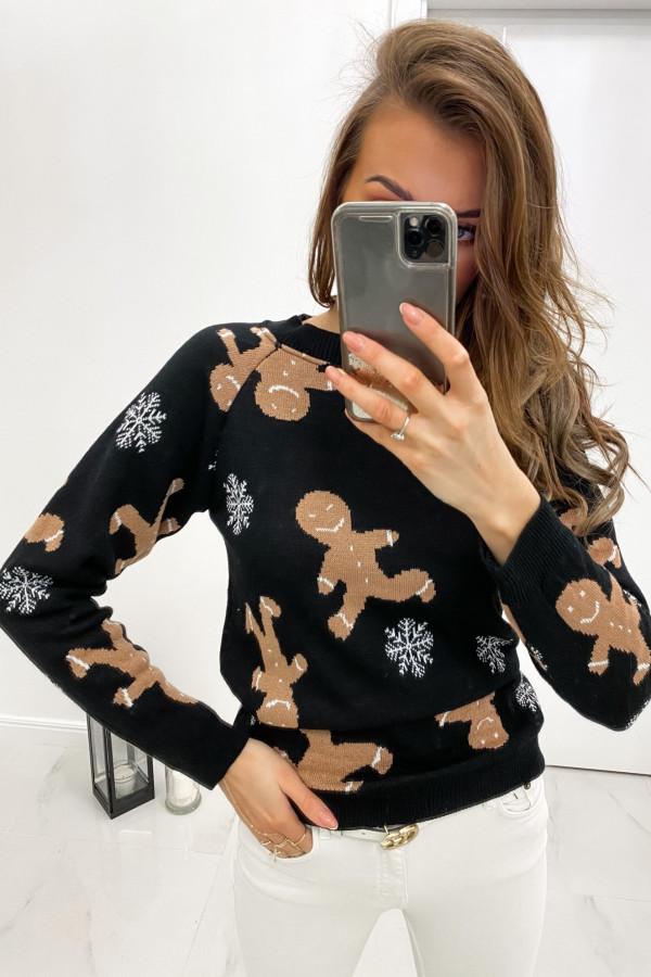 Sweter świąteczny Cookies